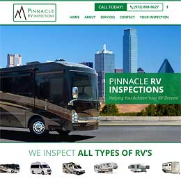 Pinnacle RV Inspections