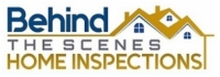 Behind The Scenes Home Inspections Logo