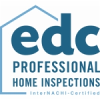 EDC Professional Home Inspections Logo