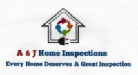 A & J Home Inspections LLC. Logo