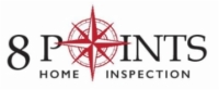 8 Points Home Inspection Logo