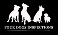 Four Dogs Inspections Logo