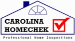 Carolina Homechek, Inc. Logo