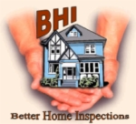 Better Home Inspections Logo