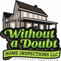 Without a Doubt Home Inspections, LLC Logo
